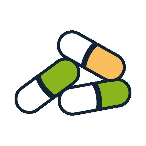 Plantas en comprimidos