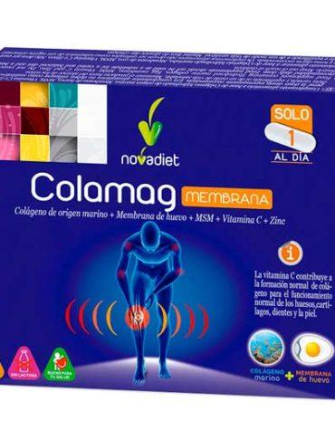 colamag membrana suplemento de colageno para deportistas
