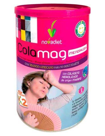 colamag para aliviar los sintomas de la menopausia