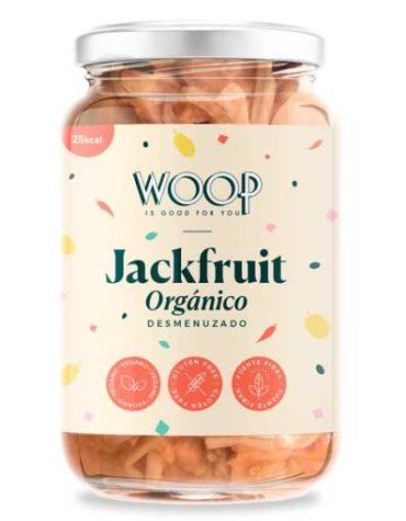Jackfruit ecologico el sustituto de la carne