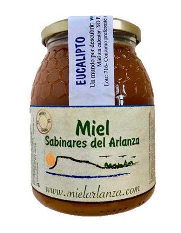 miel de eucalipto de sabinares de arlanza