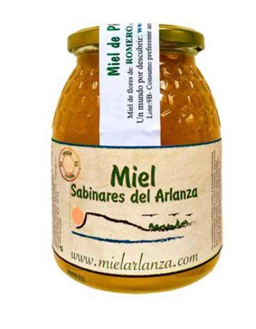 Miel de romero primavera de sabinares de arlanza