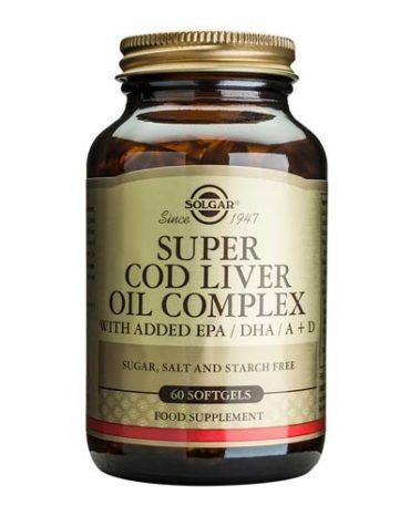 suplemento de omega 3 y vitaminas a y d