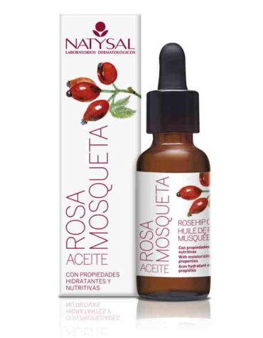 Cuidate con nuestros productos de línea facial ACEITE DE ROSA MOSQUETA 30 ml.