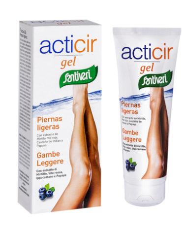 Cuidate con nuestros productos de línea corporal ACTICIR GEL