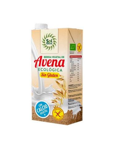 Descubre nuestras bebidas BEBIDA DE AVENA S/GLUTEN 1L