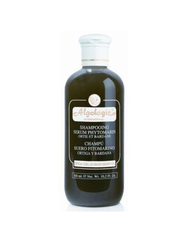 Cuidate con nuestros productos de línea capilar CHAMPU CABELLOS GRASOS.300 ml.