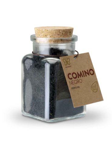 Descubre nuestras sales, condimentos y salsas COMINO NEGRO SEMILLAS 90 GRS ECO VEGANO