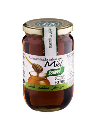 Descubre nuestra miel y polen CONCENTRADO SABOR MIEL NATURA