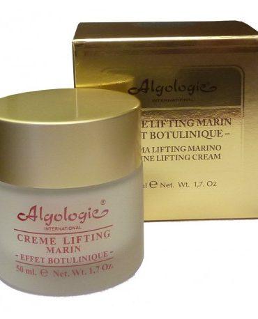 Cuidate con nuestros productos de línea facial Crema MARINE LIFTING AFTER 33