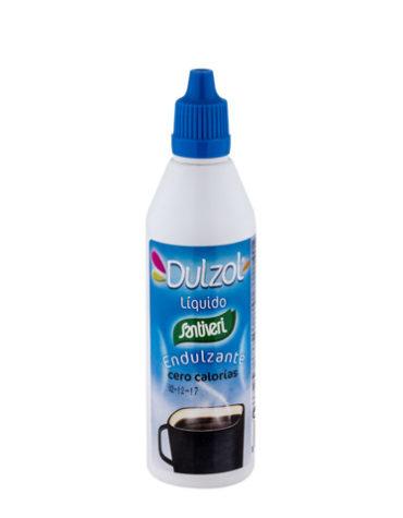 Pon tu punto dulce con azucar y endulzantes DULZOL LIQUIDO GRANDE 90 CC.