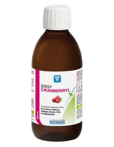 Protege el sistema genitourinario ERGYCRANBERRYL 250ml