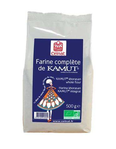 Descubre nuestra seccion de alimentación HARINA KAMUT 500 GR