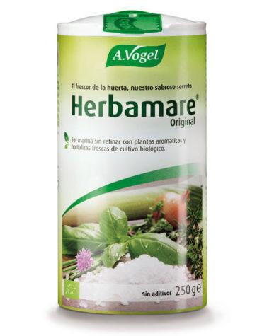Descubre nuestras sales, condimentos y salsas HERBAMARE ORIGINAL 250 GR