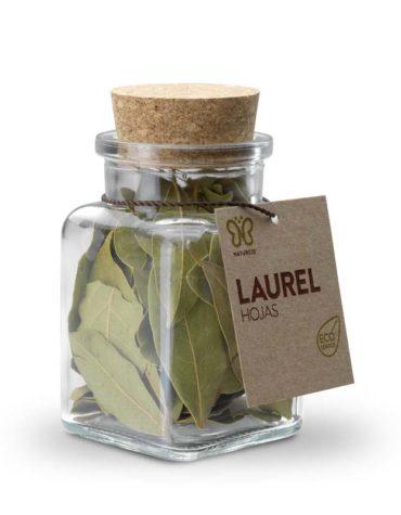 Descubre nuestras sales, condimentos y salsas LAUREL HOJA 10 GRS ECO VEGANO