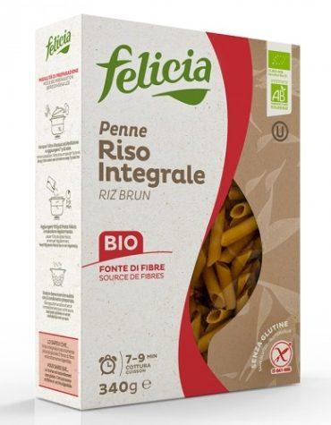Disfruta del arroz y pasta MACARRON ARROZ INTEGRAL S/G 340G BIO