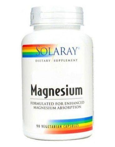 Cuidate con los minerales MAGNESIUM 90 CAP