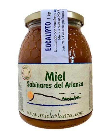 Descubre nuestra miel y polen MIEL DE EUCALIPTO 1K