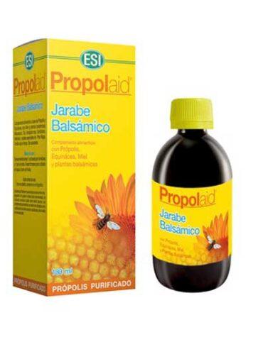 Rerfuerza tu sistema inmunológico PROPOAID JARABE BALSÁMICO 180ML