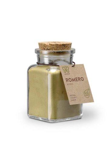 Descubre nuestras sales, condimentos y salsas ROMERO MOLIDO 50GRS ECO VEGANO