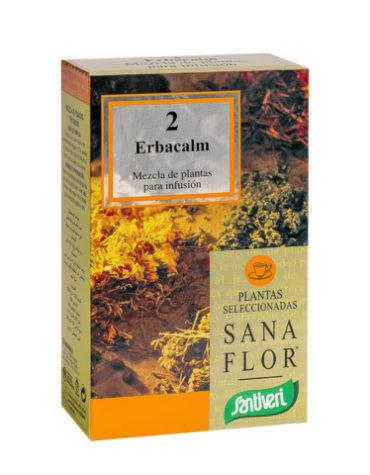 Seleccionamos las mejores plantas en filtro SANAFLOR ESTUCHE ERBACALM-2