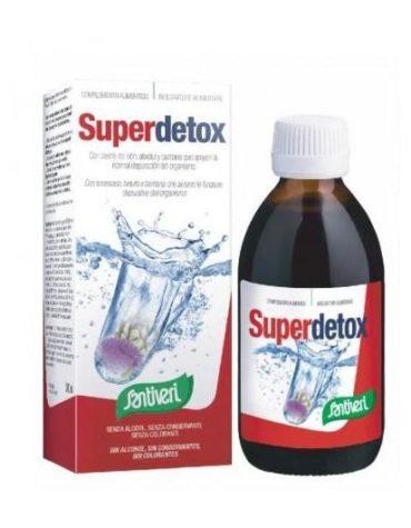 Desintoxica con los depurativos SUPERDETOX JARABE 240 ML