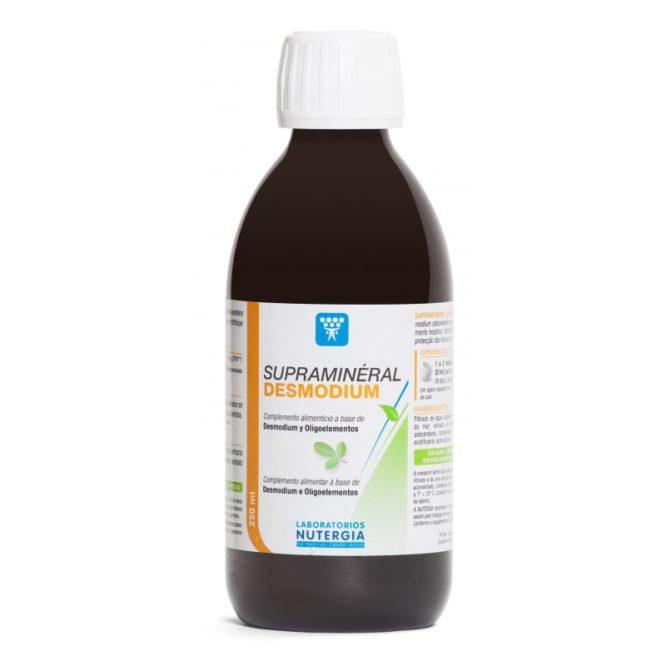 Desintoxica con los depurativos SUPRAMINERAL DESMODIUM 250ml