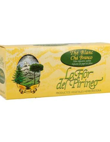 Seleccionamos las mejores plantas en bolsa TE BLANCO EN FILTROS (LA FLOR DEL PIRINEO)