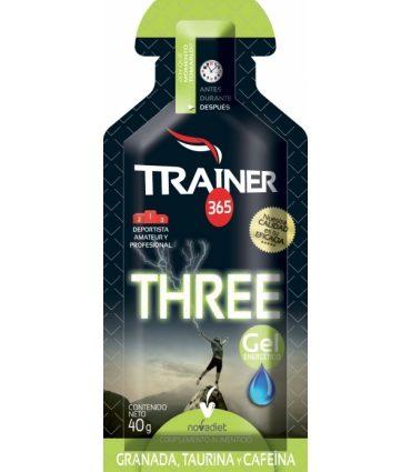 Para el deporte TRAINER THREE TAURINA- CAFEINA