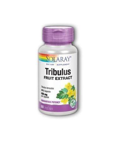 Cuidate con las vitaminas TRIBULUS TERRESTRES 60CAP