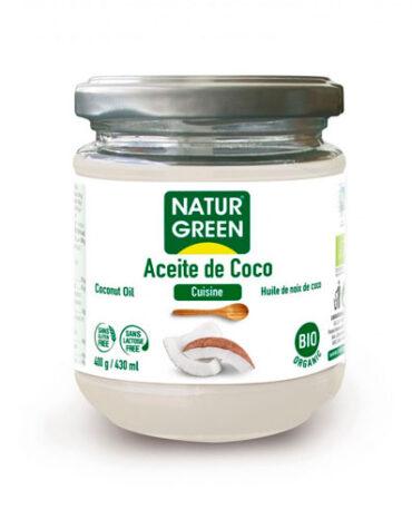 Descubre nuestras aceites y vinagres Aceite de Coco Suave 400 g.