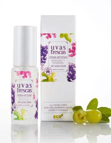 Cuidate con nuestros productos de línea facial Crema hidratante antiedad BIO 50ml