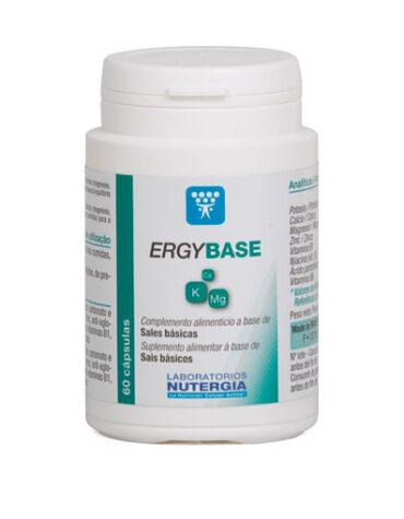 Ayuda a tu digestivo con nuestros digestivos ERGYBASE 60 CAP