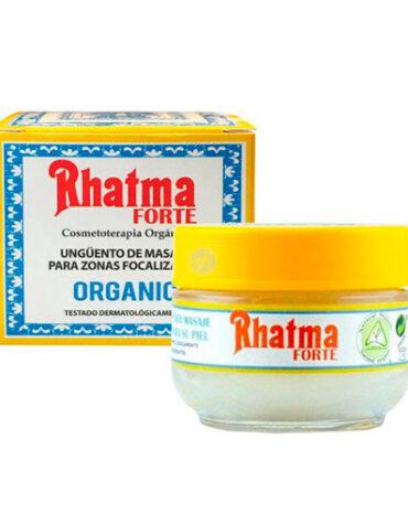 Cuidate con nuestros productos de línea corporal RHATMA FORTE 50 ML RHATMA