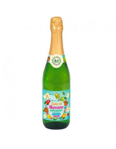 Descubre nuestras bebidas ZUMO ESPUMOSO MANZANA 750ml