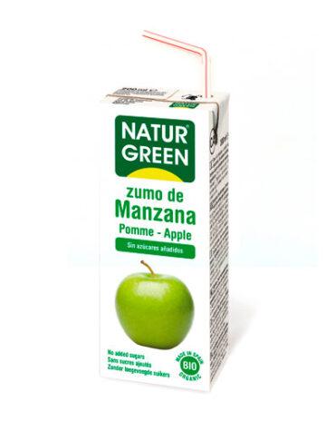 Descubre nuestras bebidas Zumo Manzana 200 ml