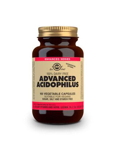 Ayuda a tu digestivo con nuestros digestivos ACIDOPHILUS AVANZADO 100COMP