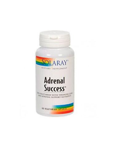 Relaja y controla tu sistema nervioso ADRENAL SUCCESS 60 CAPS