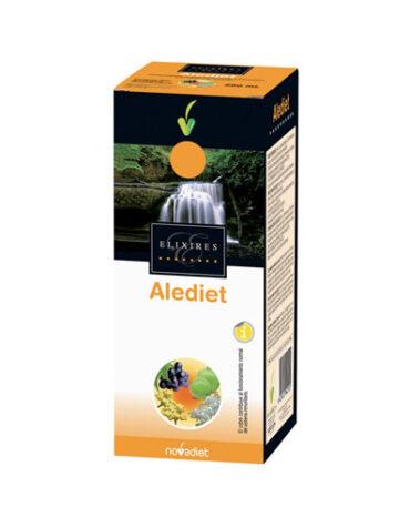Mejora los síntomas de las alergias con ALEDIET JARABE 250ML