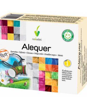 Mejora los síntomas de las alergias con ALEQUER