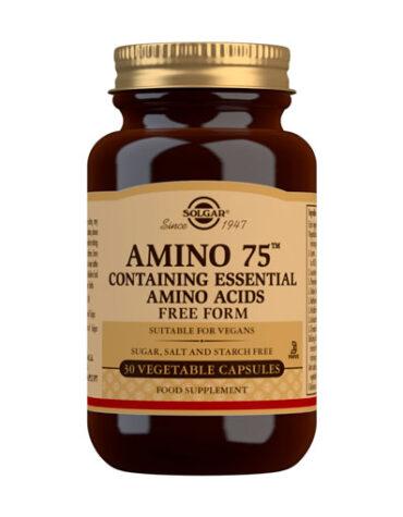 Carga las pilas con jaleas y energeticos AMINO 75 30CAP