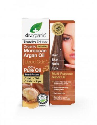 Cuidate con nuestros productos de línea corporal Aceite puro de aceite de Argán 50ml