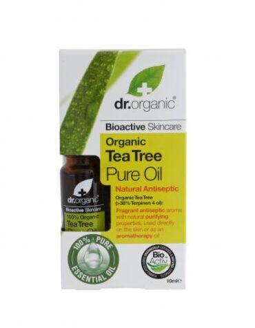 Cuidate con nuestros productos de línea corporal Aceite puro de árbol de té10ml