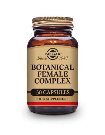 Protege el sistema genitourinario BOTANICAL FEMALE COMPLEX 30 COMPLEX