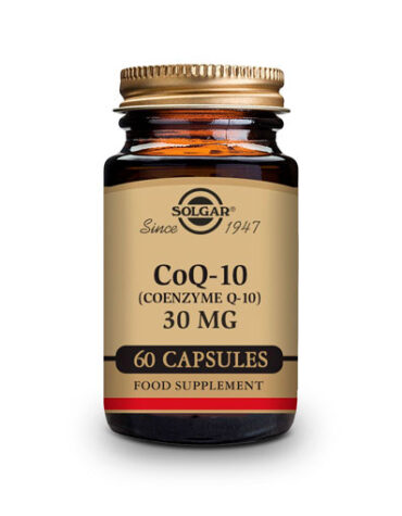 Cuidate con los antioxidantes CO Q-10 30MG 60 COMP