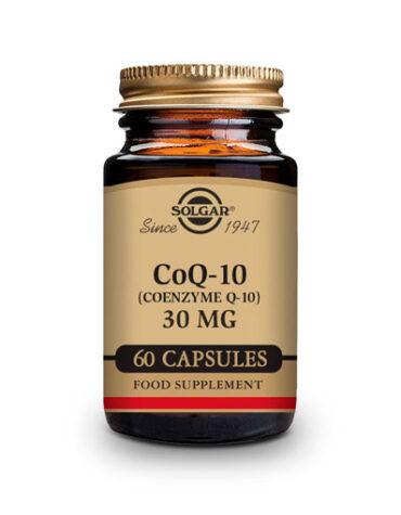 Cuidate con los antioxidantes COENZIMA Q-10 30 MG