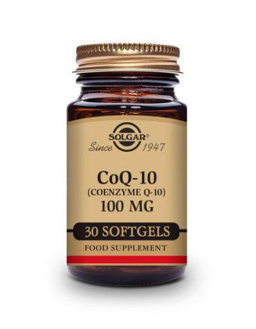 Mejora tu sistema circulatorio COENZIMA Q10 100 MGR 30 CAP