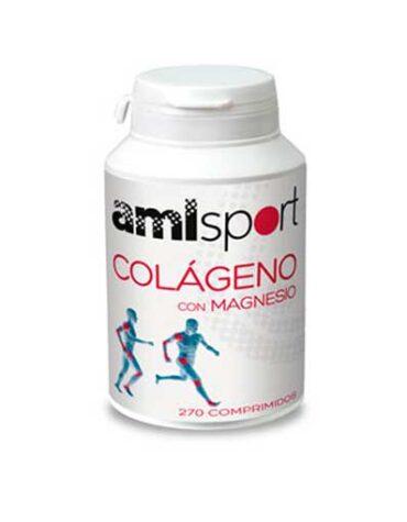 Cuida de tus huesos y articulaciones COLAGENO+MAGNESIO AML SPORT 270 COMP