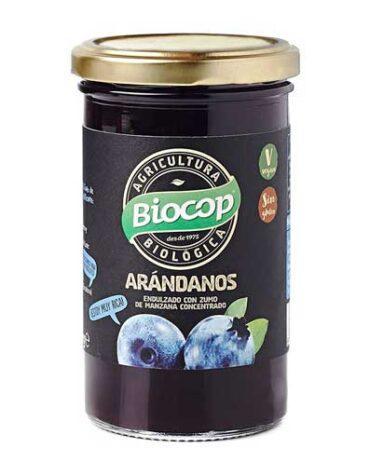 Descubre nuestras mermeladas COMPOTA ARANDANOS BIOCOP 280 G