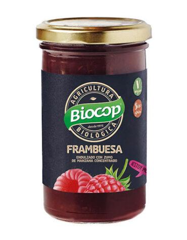 Descubre nuestras mermeladas COMPOTA FRAMBUESA BIOCOP 280 G